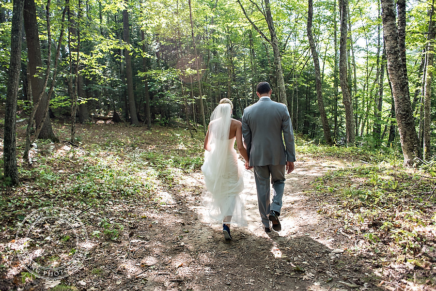 Garden Weddings in Maine