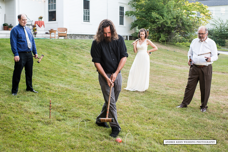 Maine Garden Weddings
