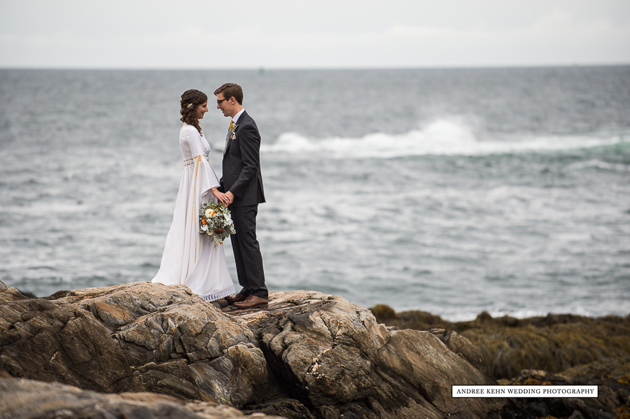 Wedding Pictures in Maine