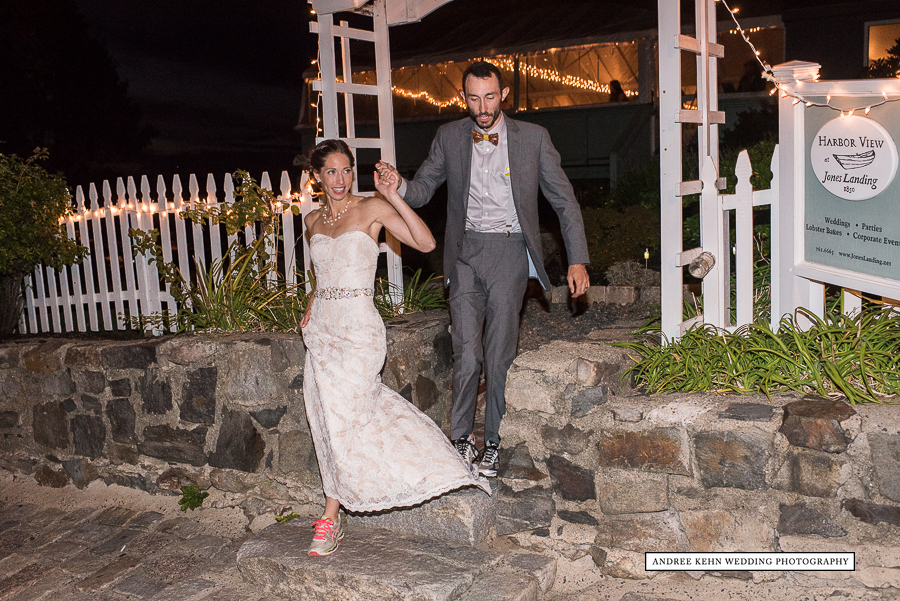 Wedding Photographs in Maine