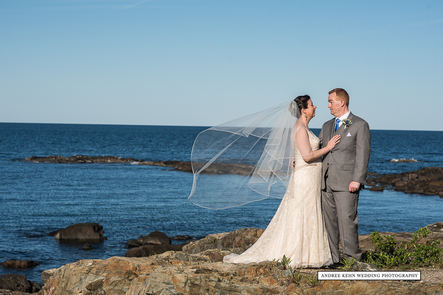 Beach Wedding in Maine